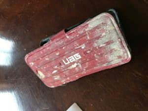 Painter cell phone case
