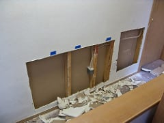 drywall patch photo