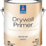 drywall sealer by Sherwin Williams