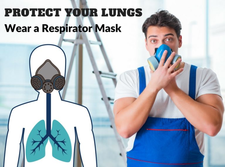 Best Respirator Mask -Use Only What You Need