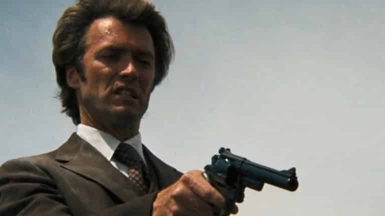 clint eastwood from dirty harry movie
