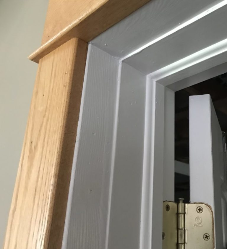 Painting Trim (Wood Trim, MDF, etc ) with a Trick | Brad the Painter