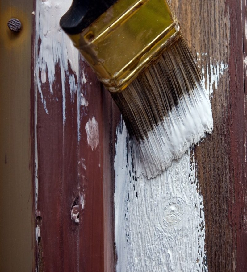 Stain Blocking Primer (Cover Any Stained Wood, Walls, etc