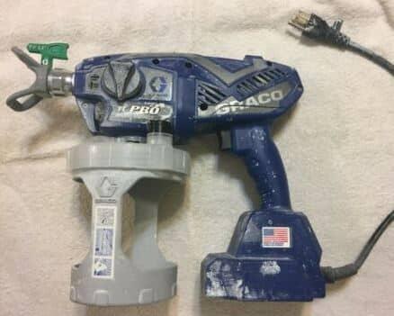 17N163 Gracos best handheld airless sprayer
