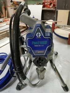 210ES Graco airless commercial sprayer