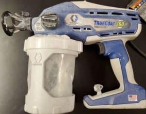 Handheld Airless Sprayer 17A466