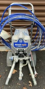 X19 Graco airless commercial sprayer